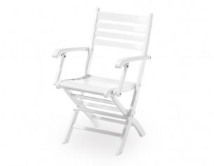 Rask Hvide havemøbler - Stort udvalg til gode priser - Havemøbelland QK-09