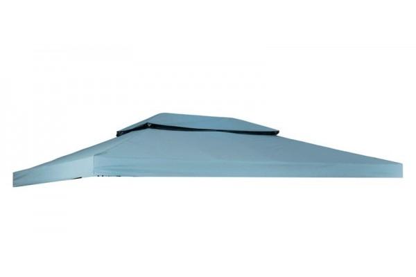 Extra tag til Luxus Pavillon 3x4 m - Grå