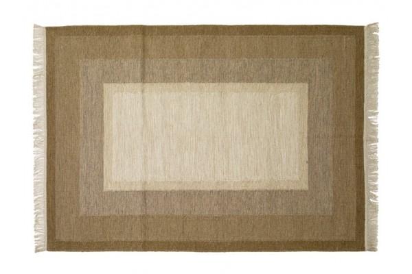 Image of   Frame Kelim - 170 x 240 cm - Beige