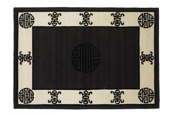Macao Tæppe - 170 x 240 cm - Grå