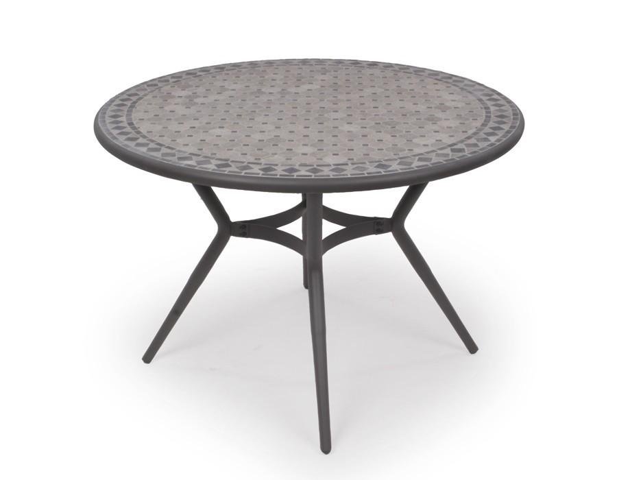 Fanø bord Mosaik - Ø 110 cm
