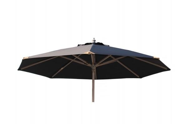Signe Parasol Ø 2 meter - Grå