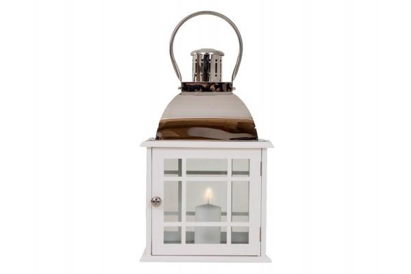 Image of   Lanterne hvid - 54 cm