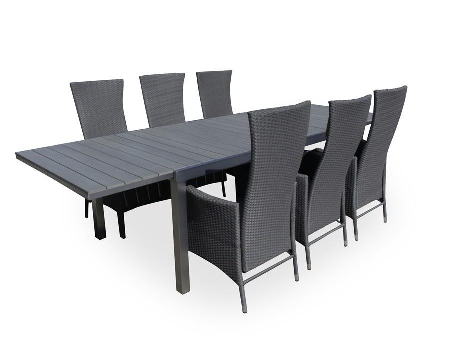 lotte havem bels t 100 x 200 300 cm gr. Black Bedroom Furniture Sets. Home Design Ideas