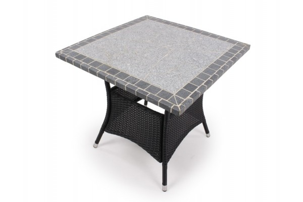 Image of   Mosaikbord - 80 x 80 cm