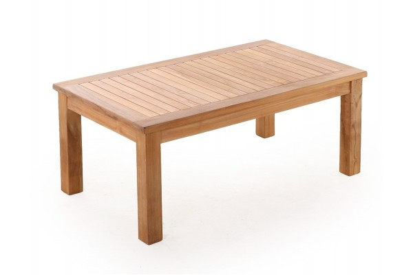 Image of   Colorado Teak sofabord - 70 x 120 cm