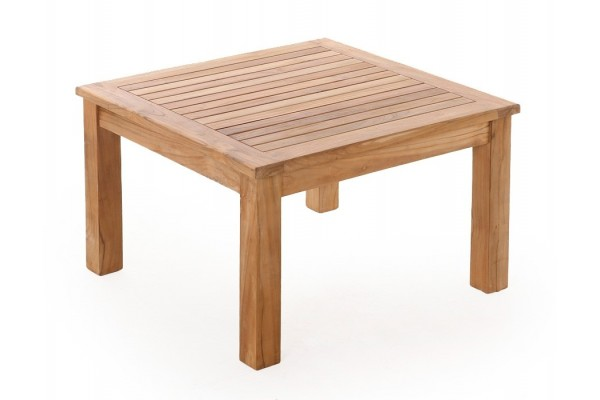 Image of   Colorado Teak sofabord - 80 x 80 cm