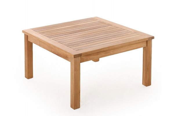 Image of   Colorado Teak sofabord - 90 x 90 cm