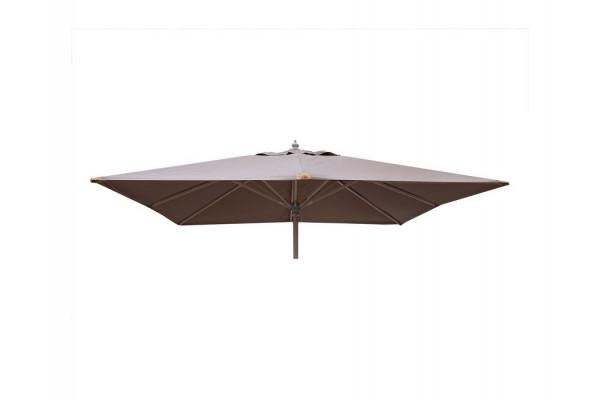 Signe Parasol 2,5 x 2,5 meter M/tilt Sand