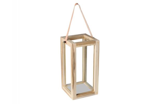 Image of   Lanterne - Teak - 40 cm