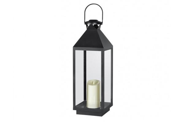 Image of   Lanterne m/LED lys - H: 60 cm