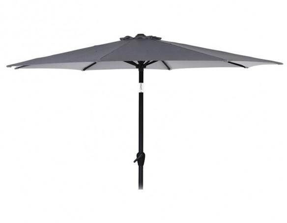 Alu parasol - grå