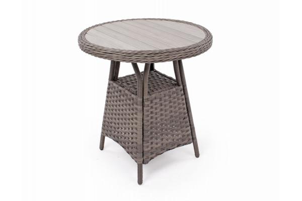 Køb Siesta Grå Cafebord – Ø 70 cm