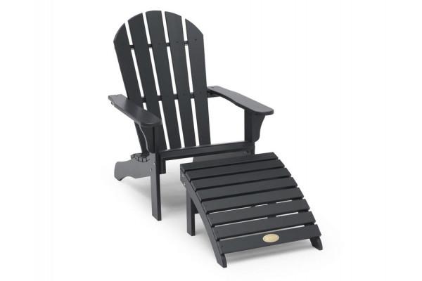Image of Adirondack stol - Grå