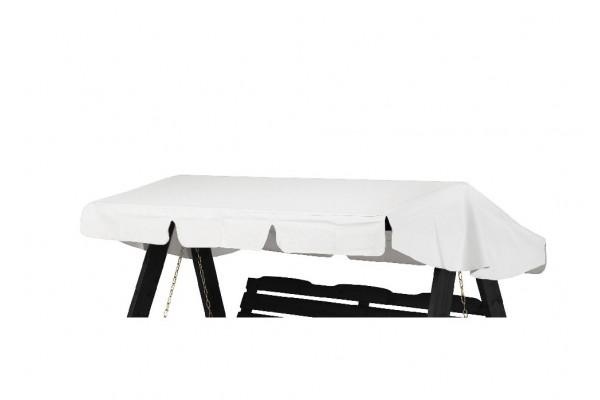 Luksustag til hængesofa - Hvid