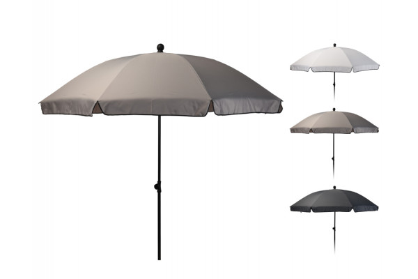 Image of   Luxus Strandparasol - Ø220 cm