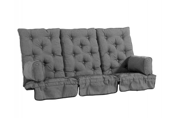 Billede af Fritab Eksklusiv Sofasæt til hængesofa Granitgrå