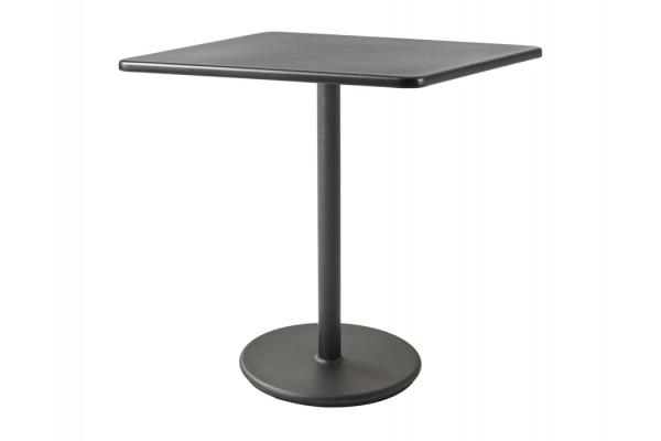 Cane-line Go Cafébord 75x75 cm - Lavagrå