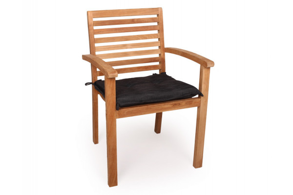 Køb Alis Sædehynde – 45×50 cm Sort