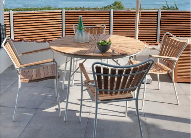 Moderne Hvide havemøbler - Stort udvalg til gode priser - Havemøbelland TT79